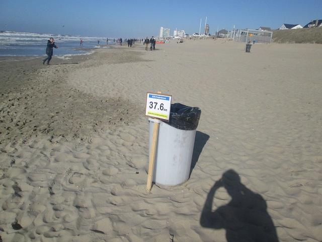 Versteckte Kamera Der Strand